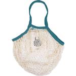 Nettaske Cookut Sacha Cotton Foldable Bag - Blue