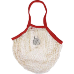 Nettaske Cookut Sacha Cotton Foldable Bag - Red