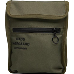 Skuldertaske Mads Nørgaard Matt Canvas Alp - Rifle Green