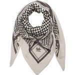 Lala berlin tørklæde Dametøj Lala Berlin Triangle Trinity Classic Alabastro White