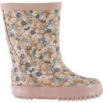 25 - Uforede gummistøvler Børnesko Wheat Alpha Rubber Boots - Multi Flowers