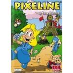Pixeline 8 - Kong Gulerod