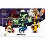 Interaktive spillefigurer Yacht Club Games Amiibo - Shovel Knight Treasure Trove - 3 Pack