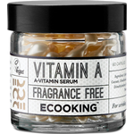 Hudpleje Ecooking A-Vitamin Kapsler 60pcs