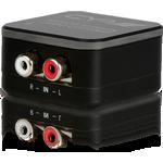 CYP 2RCA-Coaxial/Optical F-F Adapter
