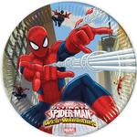 Tallerkener Procos Plates Borden Spiderman 8-pack