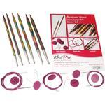 Knitpro Symphony Starter Kit Interchangeable Circular needles