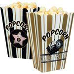 Boland Popcorn Box Hollywood 4-pack