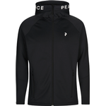 Herretøj Peak Performance Riding Jacket with Hood & Zipper - Black