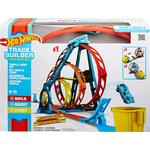 Bilbanesæt Mattel Hot Wheels Track Builder Unlimited Triple Loop Kit