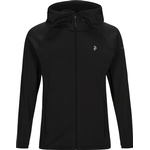 Herretøj Peak Performance Chill Light Jacket with Hood - Black