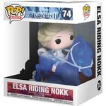 Funko Pop! Rides Frozen Elsa Riding Nokk