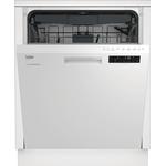 Opvaskemaskine Beko DUN28520W Integreret