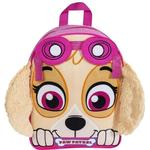 Skoletaske Paw Patrol Skye Plush Backpack - Pink