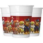 Festartikler Procos Plastic Cup 8-pack (89776)