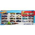 Legekøretøj Hot Wheels 20-Car Gift Pack