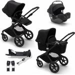 Duovogn Bugaboo Fox 2 (Duo) (Travel system)
