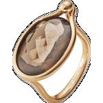 Georg Jensen Savannah Large Ring - Rose Gold/Quartz