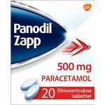 Panodil Zapp 500mg 20stk