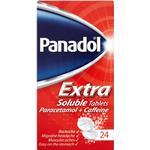 Panadol Extra 500mg/65mg 24stk