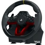 PS4 Spil Controllere Hori Wireless Racing Wheel Apex - Black/Red (PC/PS3/PS4)