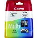 Canon PG-540XL/CL-541XL-2-pack (Black,Multicolour)