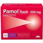 Smertestillende Pamol Flash 500mg 8stk