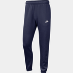 Nike Club Fleece Pants Men - Midnight Navy/White