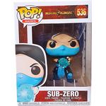 Funko Pop! Movies Mortal Kombat Sub-Zero