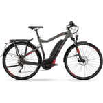 El-Mountainbikes Haibike Sduro Trekking S 8.0 2020 Herre