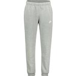 Sportstøj Nike Club Fleece Pants Men - Dark Gray Heather/Matte Silver/White