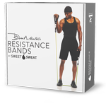 Sports Research Resistance Bands