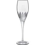 Champagneglas Luigi Bormioli Diamante Champagneglas 22 cl 4 stk