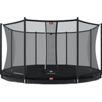 Berg Favorite InGround Black 380 + Safety Net