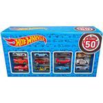 Legekøretøj Hot Wheels 50 Cars Gift Pack