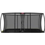 Berg Ultim Elite Flatground 500x300cm + DLX XL Safety Net Deluxe
