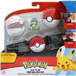 Pokémon Legetøj Pokémon Clip 'N Go Belt Set Munchlax