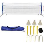 Badminton Carlton Badminton Net Set 500cm