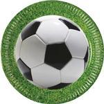 Festartikler Procos Plates Football 8-pack