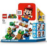 Legetøj Lego Super Mario Eventyr M. Mario - Startbane 71360