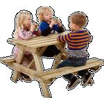 Nordic Play Active Bord/bænkesæt (børn) Bord/bænkesæt