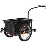 vidaXL Cargo Bicycle Trailer 50L