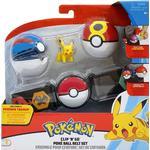 Pokémon Legetøj Pokémon Clip 'N Go Belt Set Pikachu