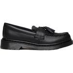 Sort Børnesko Dr Martens Adrian Junior Tassle Loafers - Black Softy