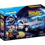Legetøj Playmobil Back to the Future DeLorean 70317