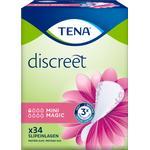 TENA Lady Discreet Mini Magic 34-pack