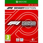 Xbox One spil F1 2020 - Seventy Edition