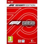 Sport PC spil F1 2020 - Seventy Edition