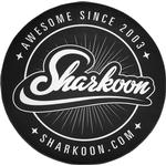 Floor mat Sharkoon Floor Mat - Black/White