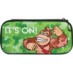 Tasker & covers PDP Nintendo Switch Slim Travel Case - Donkey Kong Camo Edition